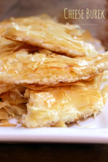 Cheese Burek