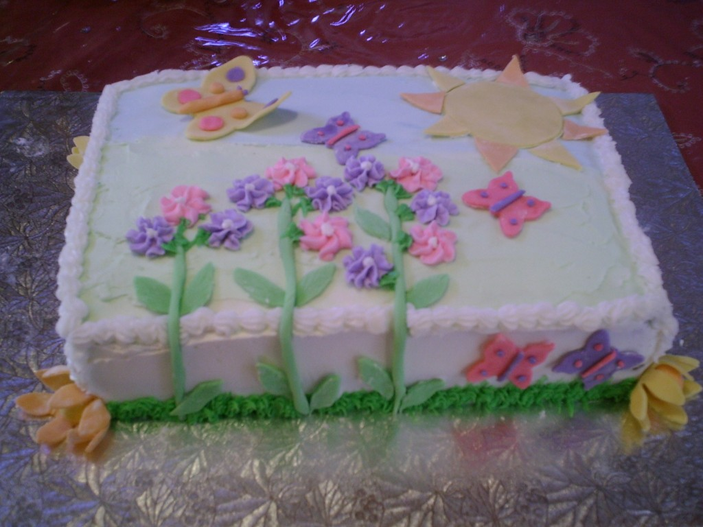 Albanian Have Cake At Time Birthday
