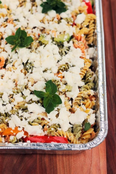 Pasta Salad with Feta