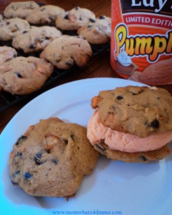 ... check out the link double-pumpkin-kissed-chocolate-chunk-cookies
