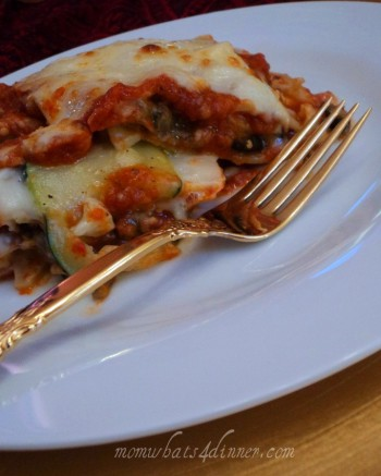 Surprise your family with this yummy veggie lasagna!
