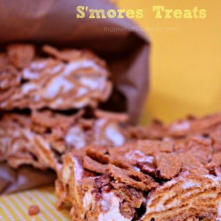 Golden Graham S'mores Treats