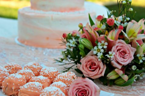 Flowers, Cake and Cake Balls