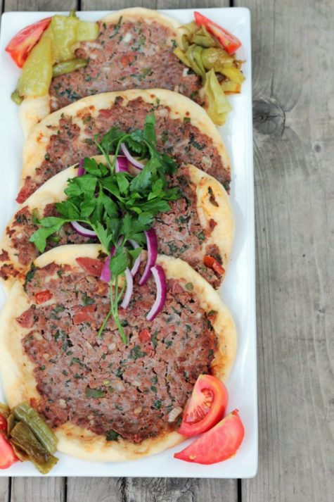 Meat Pies- Lahmacun