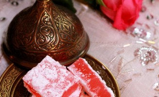 Lokum-Turkish Delight