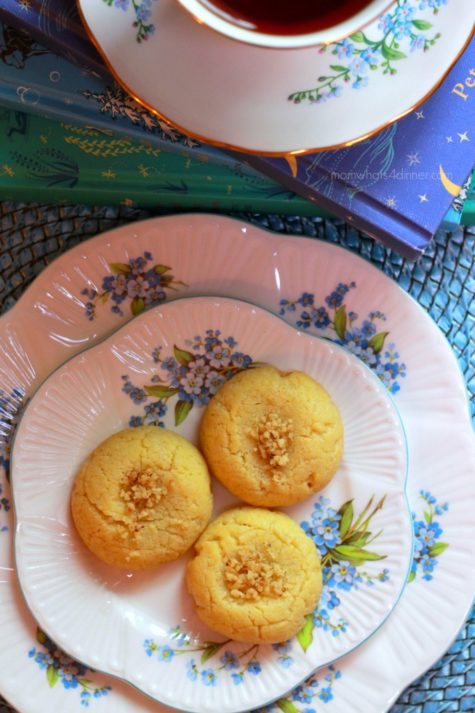 Sekerpare Shqiptare- Albanian Cookies