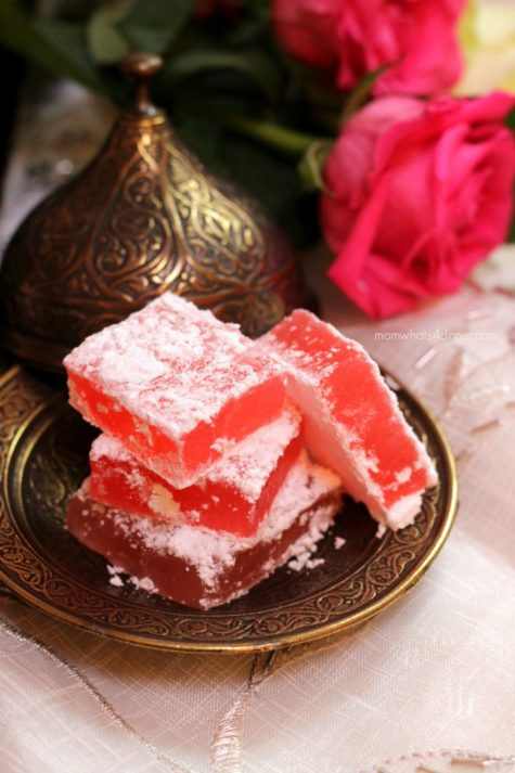 Turkish Delight-Lokum