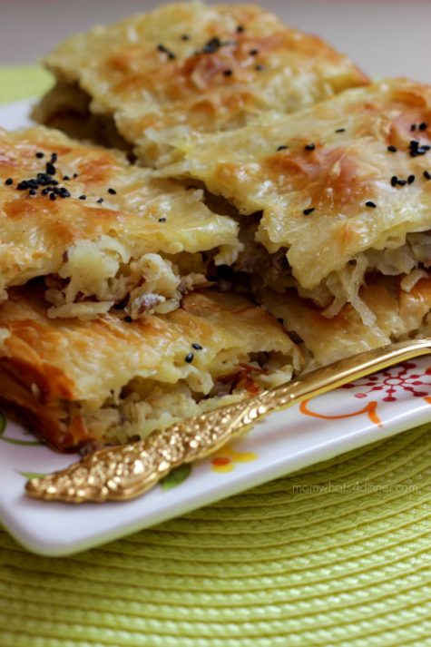 Potato Burek
