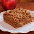 Apple Crumb Coffee Cake