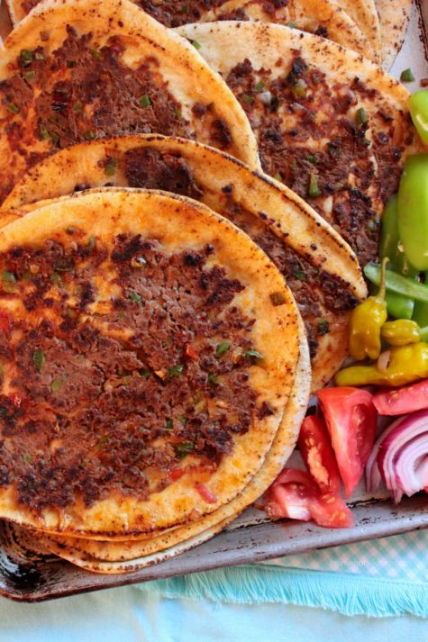 Lahmacun with Pita
