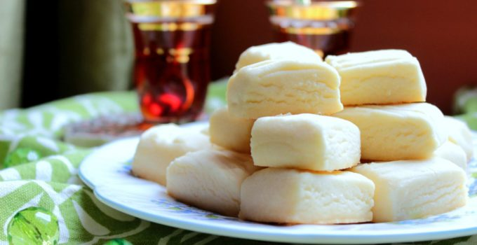 Un Kurabiye – Turkish Flour Cookies